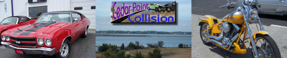 Cedar Point Collision - Cedar Point, NC!